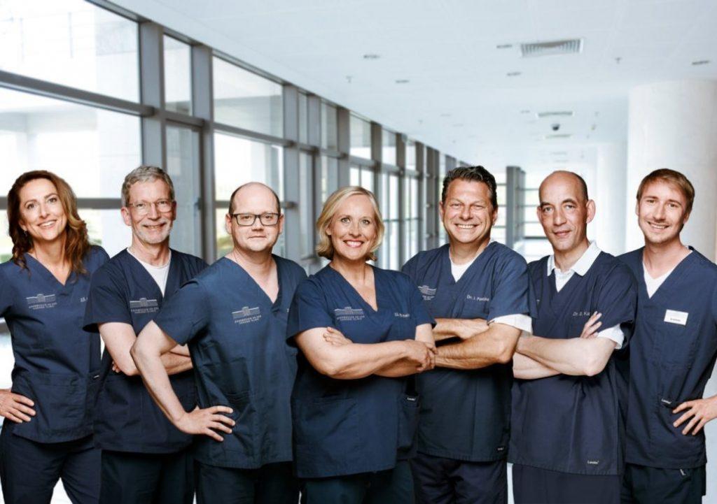 Zahnärzte der Haranni Clinic in Herne
