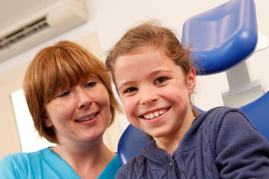 Kinderzahnheilkunde in unserer Praxis in Herne