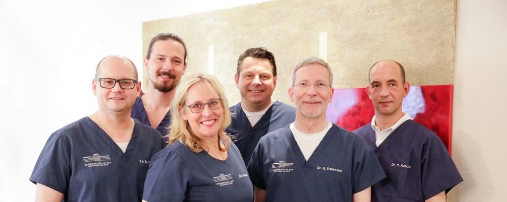 Ärzteteam der Zahnmedizin - Haranni Clinic