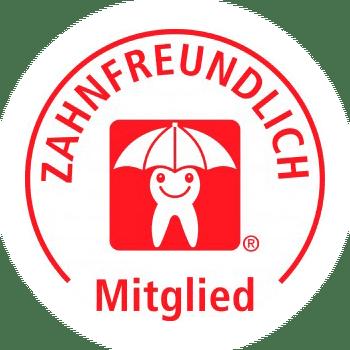 Logo Aktion Zahnfreundlich Zahnmedizin an der Haranni Clinic